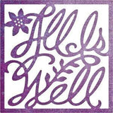 Cheery Lynn Dies - All Is Well (Square) - B654