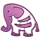 Cheery Lynn Designs Whimsical Die Elephant2in. To 2.625In.