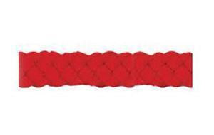 Bonnie Macrame Craft Cord - 4mm 50yds - Red