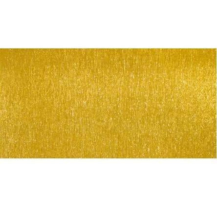 Best Creation Brushed Metal S/S Paper 12x12 inch - Gold