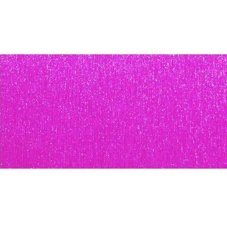 Best Creation Brushed Metal S/S Paper 12x12 inch - Pink