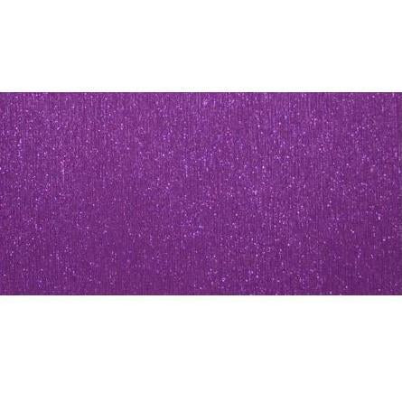 Best Creation Brushed Metal S/S Paper 12 x12 inch - Purple