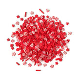 Buttons Galore Sprinkletz Embellishments 12g - Very Cherry