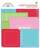 Doodlebug Create-A-Card Kit Christmas Assortment