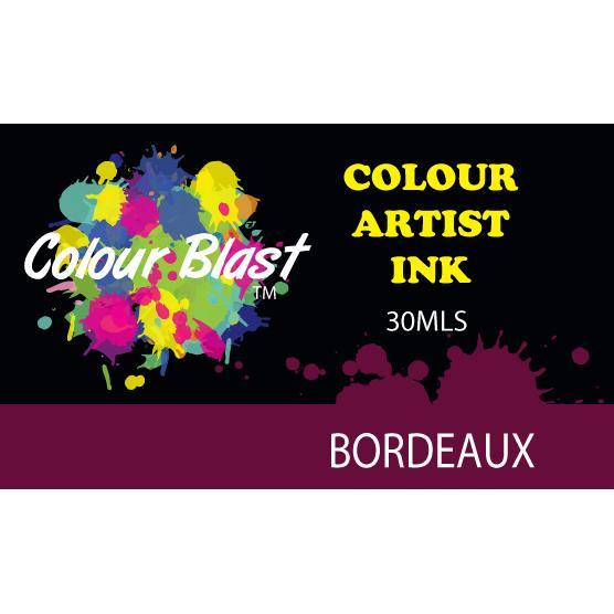 Colour Blast - Colour Artist Inks - Bordeaux