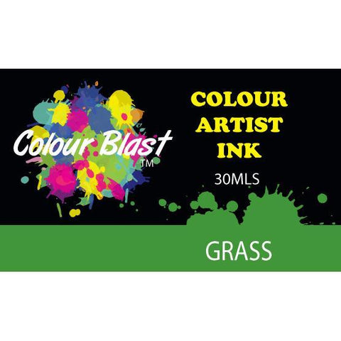 Colour Blast - Colour Artist Inks - Grass