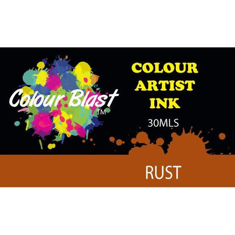 Colour Blast - Colour Artist Inks - Rust