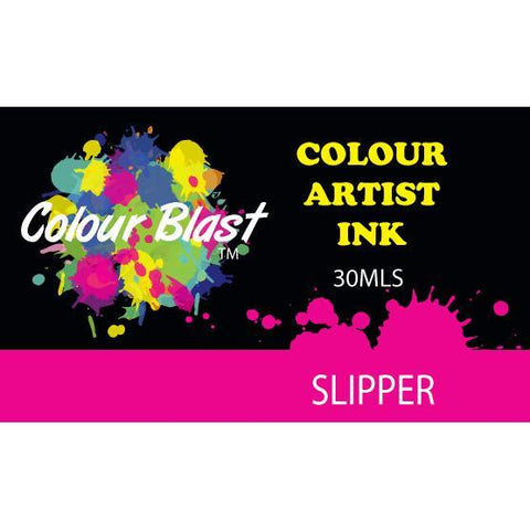 Colour Blast - Colour Artist Inks - Slipper