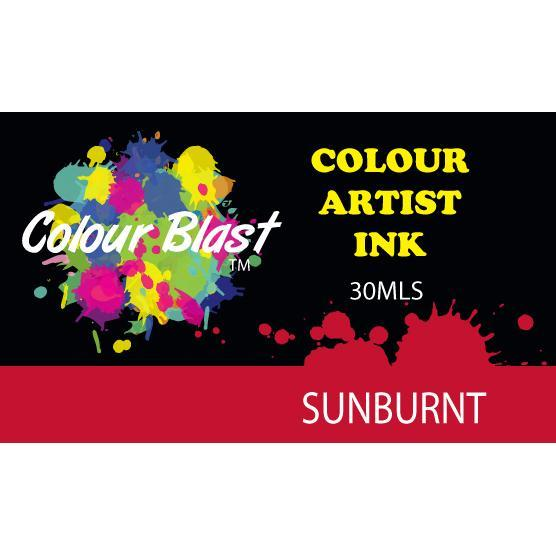 Colour Blast - Colour Artist Inks - Sunburnt