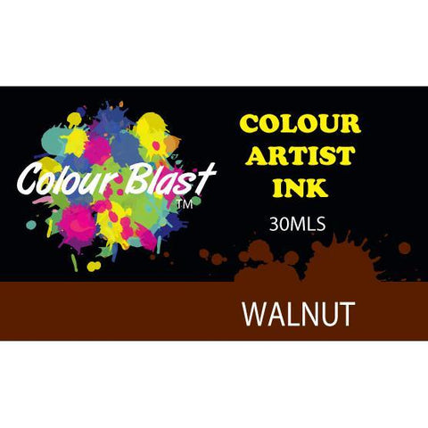 Colour Blast - Colour Artist Inks - Walnut