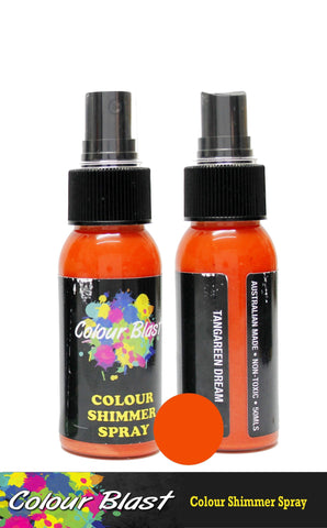 Colour Blast - Colour Shimmer Spray - Tangareen Dream