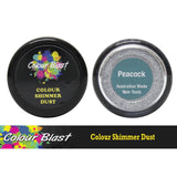 Colour Blast - Colour Shimmer Dust - Peacock