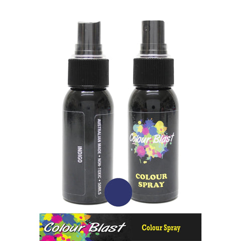 Colour Blast - Colour Spray - Indigo