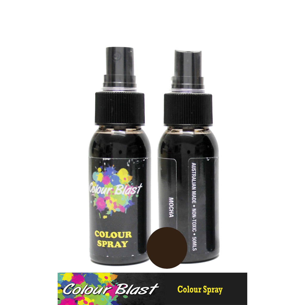 Colour Blast - Colour Spray - Mocha