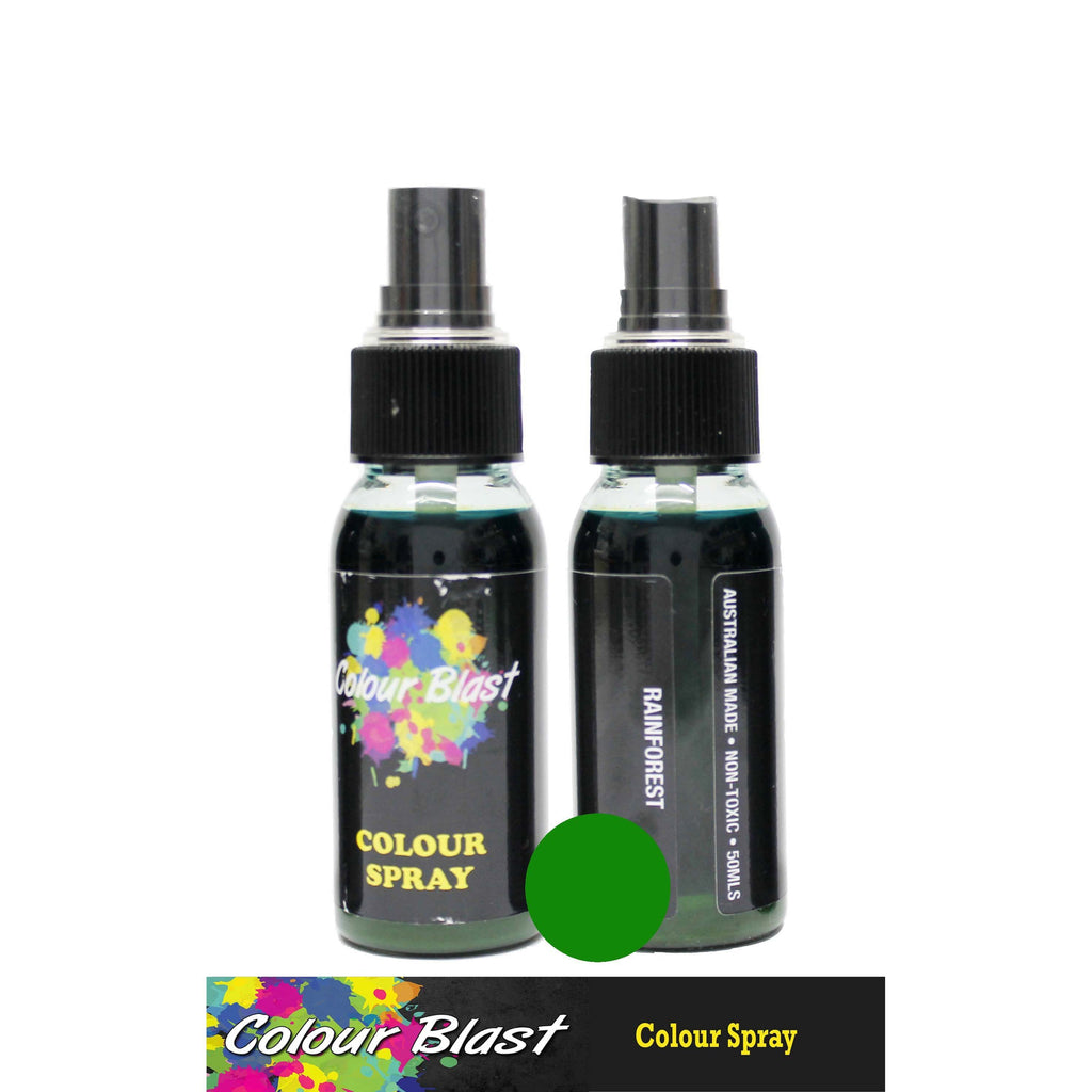Colour Blast - Colour Spray - Rainforest