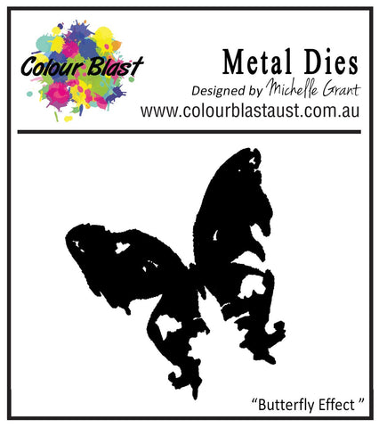 Colour Blast - Star Dust Collection Die - Butterfly Effect