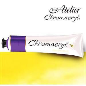 Chromacryl Acrylic - Cc Cool Yellow 75Ml