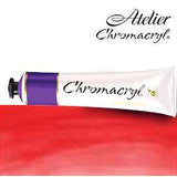 Chromacryl Acrylic - Cc Warm Red 75Ml