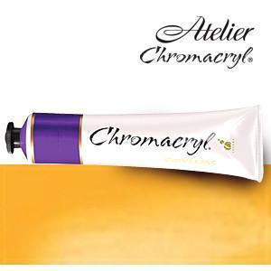 Chromacryl Acrylic - Cc Warm Yellow 75Ml
