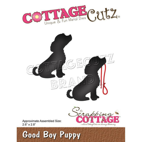 CottageCutz Dies - Good Boy Puppy