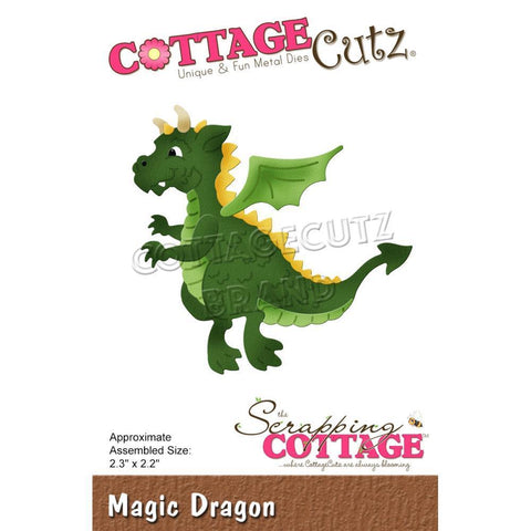 CottageCutz Dies - Magic Dragon