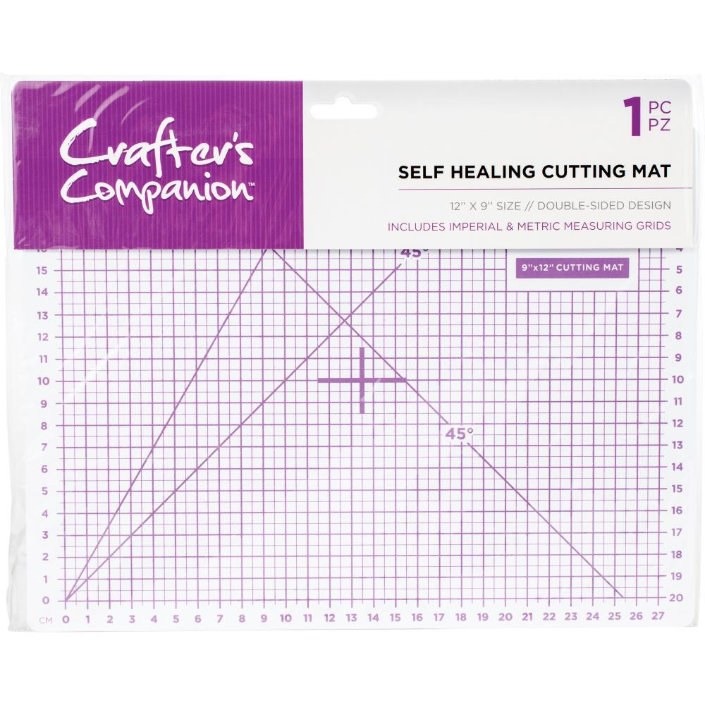 Crafters Companion Self-Healing Mat 12in x 9in