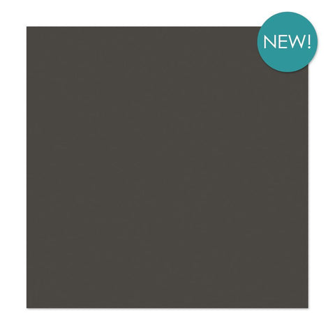 Kaisercraft - 12x12 inch Weave Cardstock 220gsm - Concrete