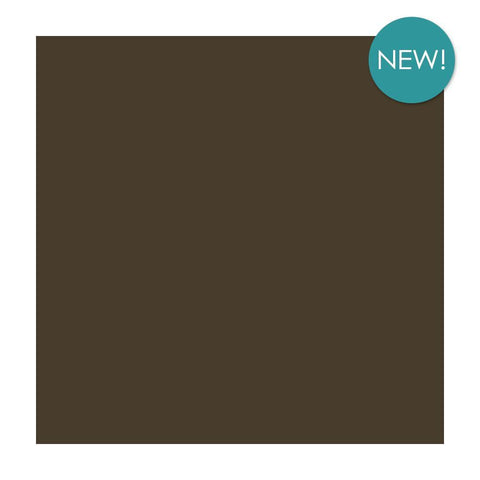 Kaisercraft - 12x12 inch Weave Cardstock 220gsm - Cinnamon
