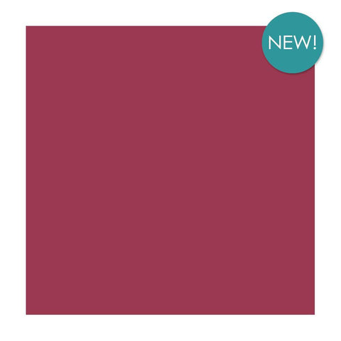 Kaisercraft - 12x12 inch Weave Cardstock 220gsm - Hibiscus
