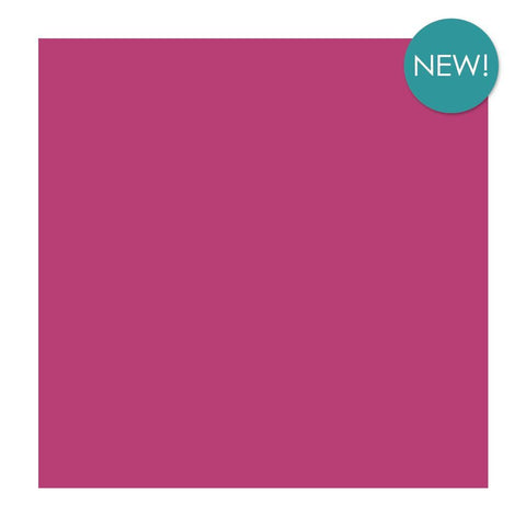Kaisercraft - 12x12 inch Weave Cardstock 220gsm - Magenta
