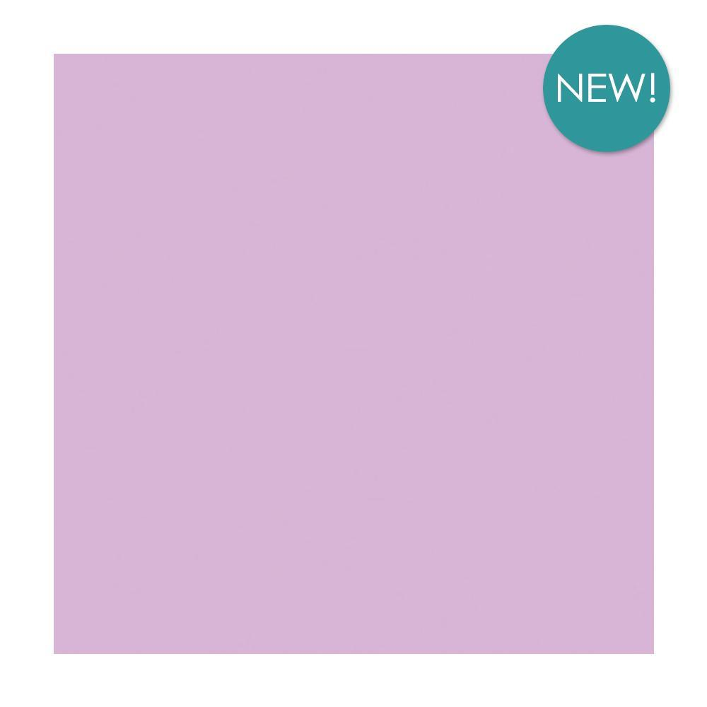 Kaisercraft 12x12 inch, single sheet, Weave Cardstock 220 gsm - Wisteria