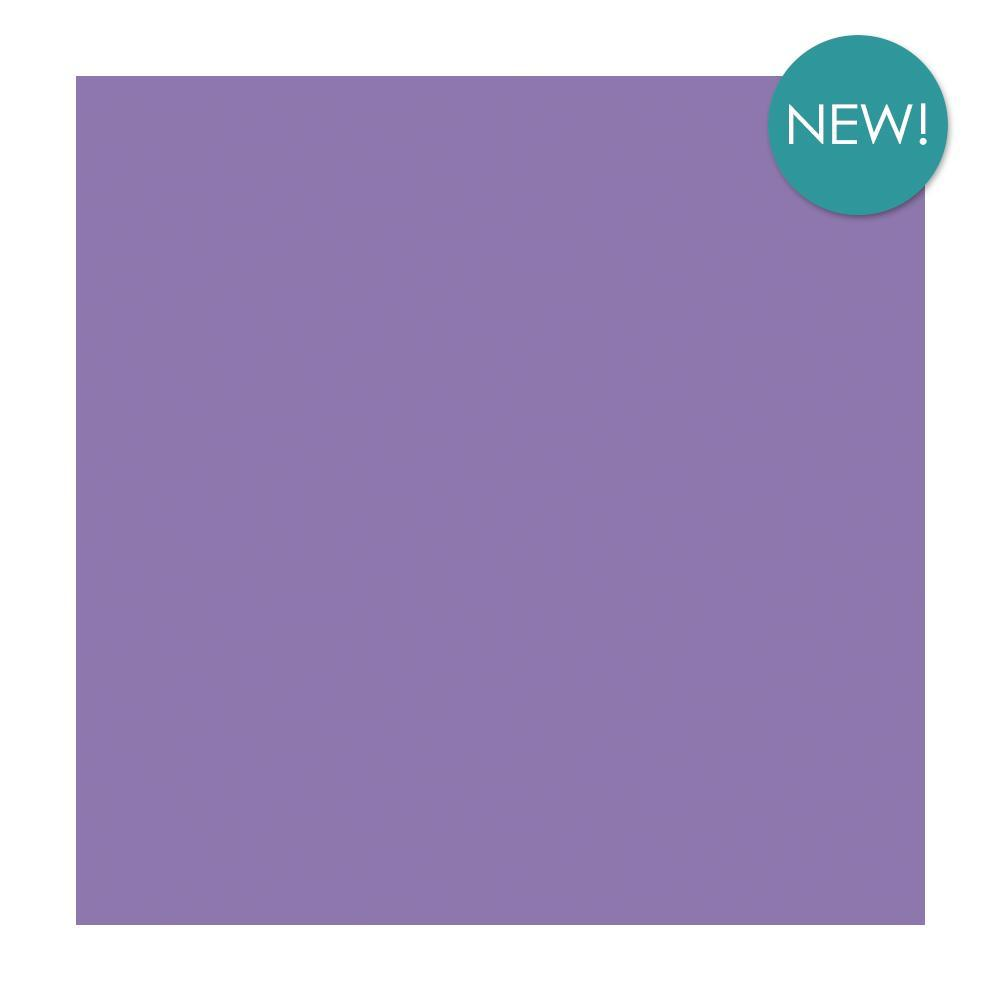 Kaisercraft 12x12 inch, single sheet, Weave Cardstock 220 gsm - Periwinkle
