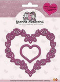 Find It Trading Yvonne Creations Love Die Hearts