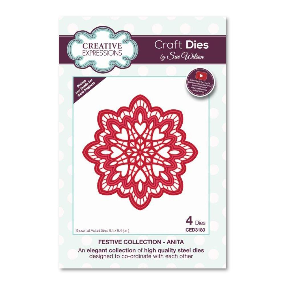 Creative Expressions - Festive Collection Anita Craft Die