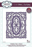Craft Dies By Sue Wilson - Frames & Tags Collection - Hannah
