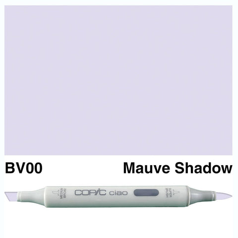 Copic Ciao Marker - BV00 - Mauve Shadow