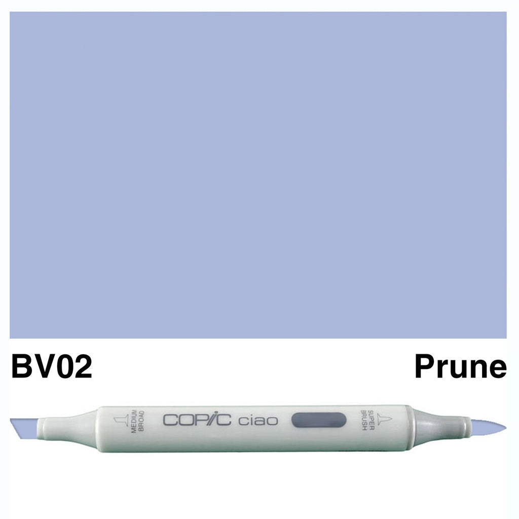 Copic Ciao Marker Pen - Bv02 -  Prune