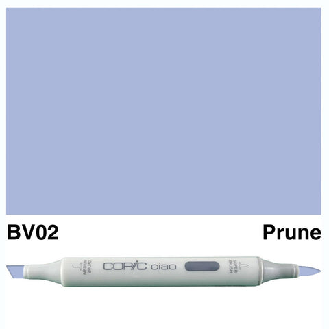 Copic Ciao Marker - BV02 -  Prune