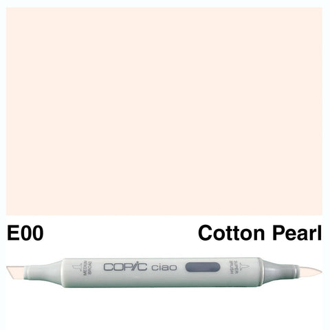 Copic Ciao Marker - E00 - Cotton Pearl