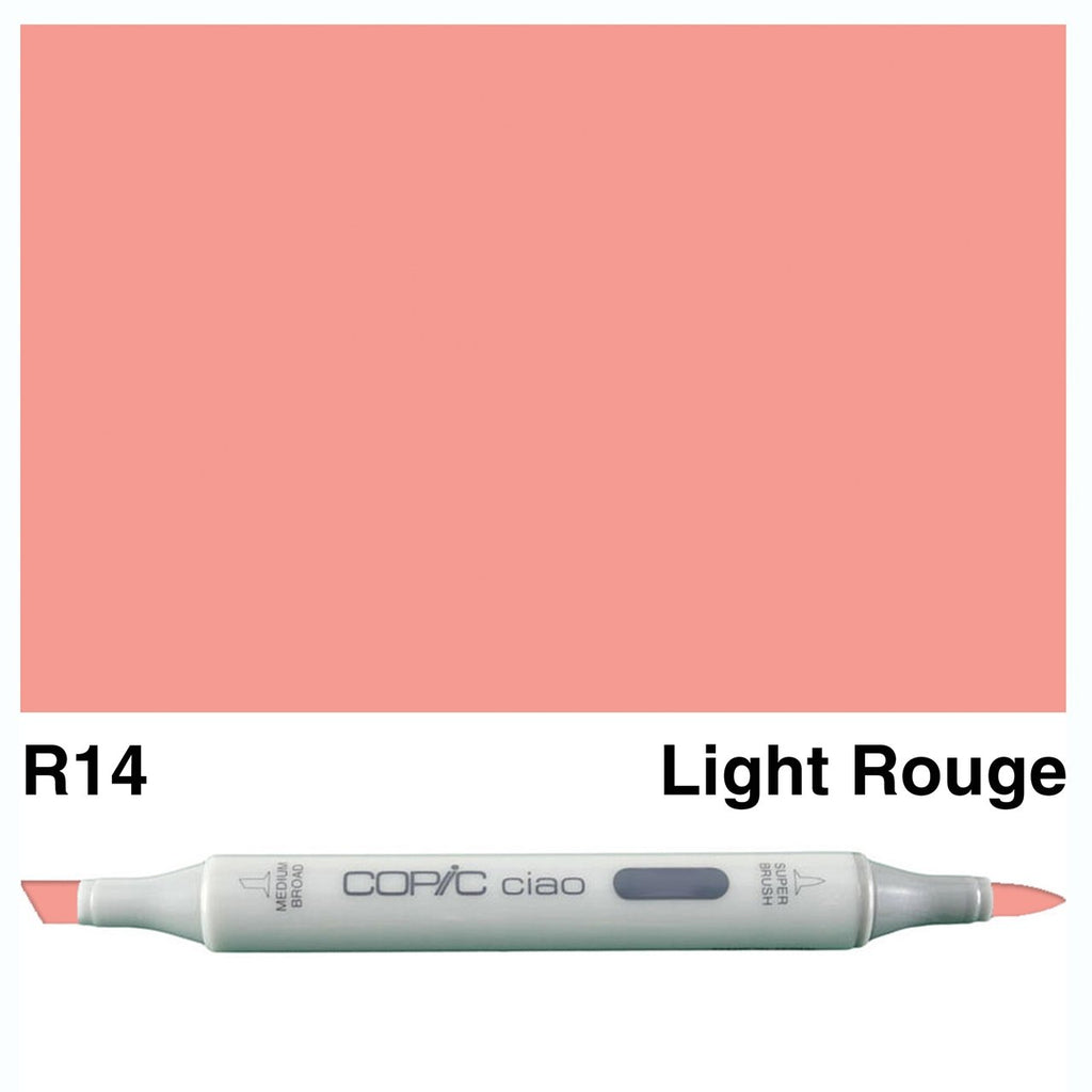 Copic Ciao Marker - R14 - Light Rouge