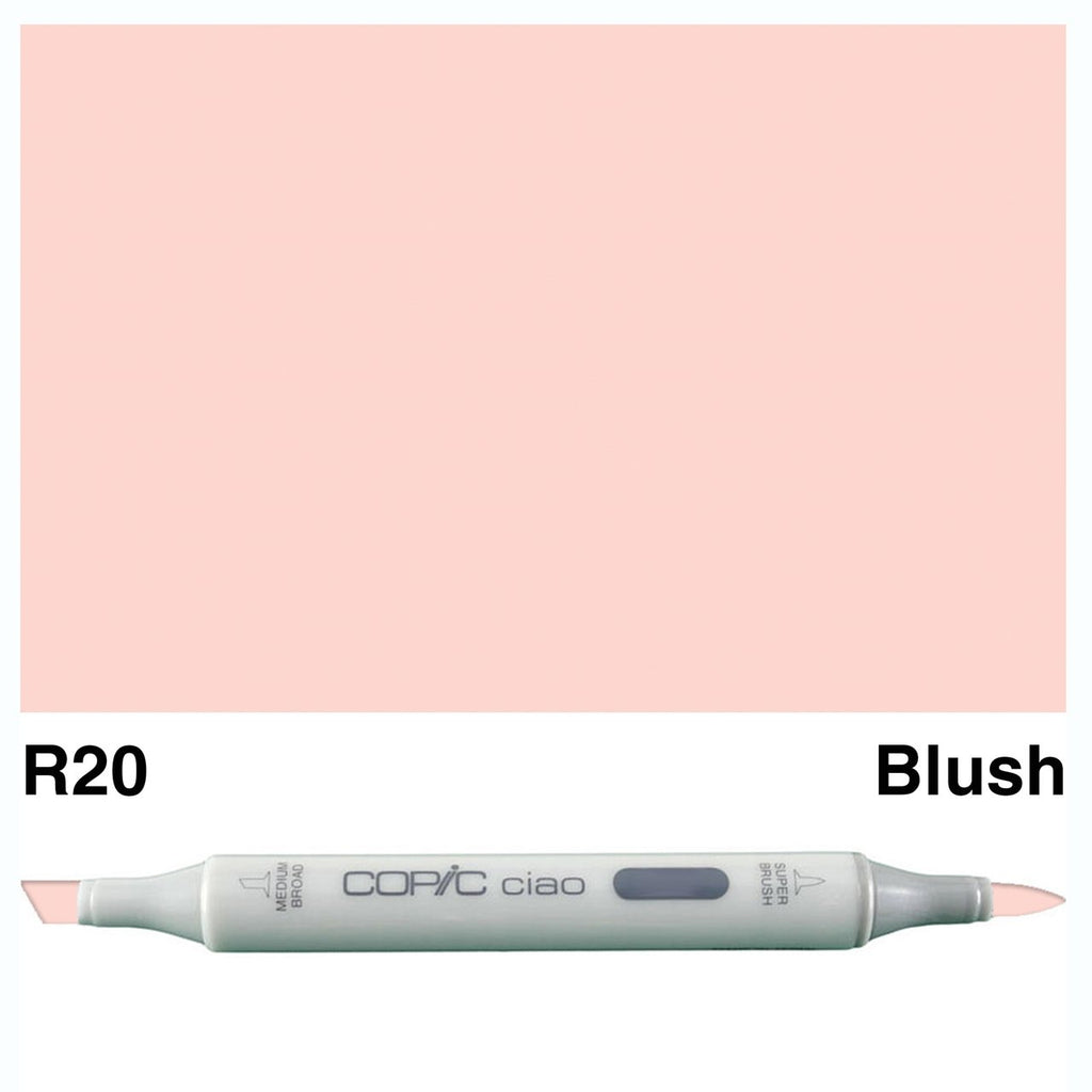 Copic Ciao Marker - R20 - Blush