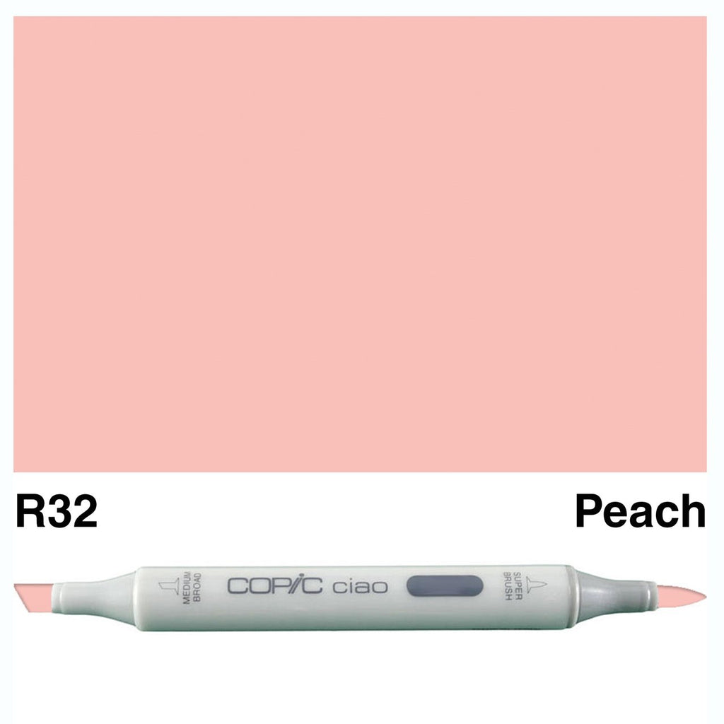 Copic Ciao Marker Pen - R32 - Peach
