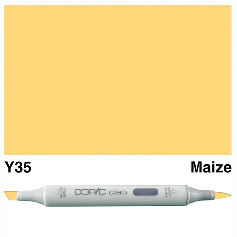 Copic Ciao Marker - Y35 - Maize