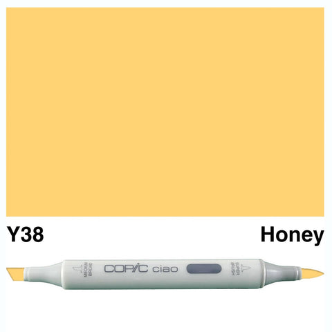 Copic Ciao Marker - Y38 - Honey