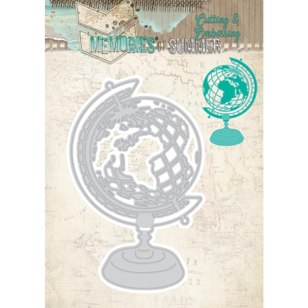 Studio Light Memories Of Summer Cutting & Embossing Die - Globe