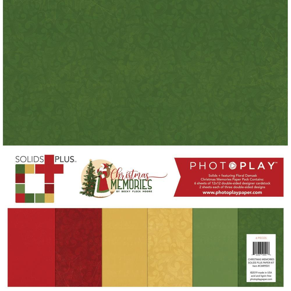 PhotoPlay Collection Pack 12 x12 inch - Christmas Memories