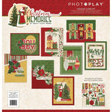PhotoPlay Collection Card Kit - Christmas Memories