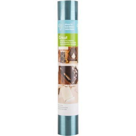 Cricut Adhesive Foil 12inch X48inch Stainless Teal
