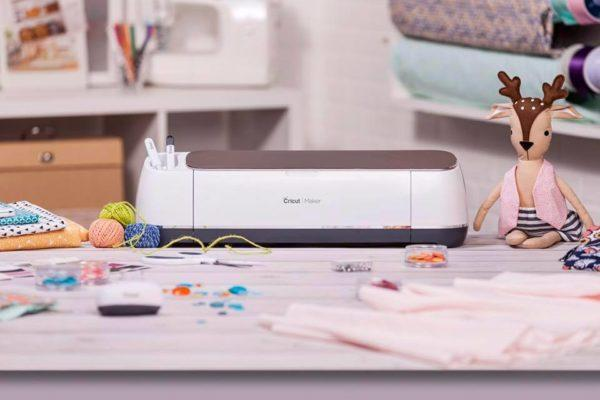 Cricut Maker Machine (due to arrive here 17th Sept)