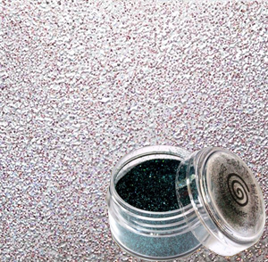 Cosmic Shimmer Brilliant Sparkle Embossing Powder - Silver Tinsel